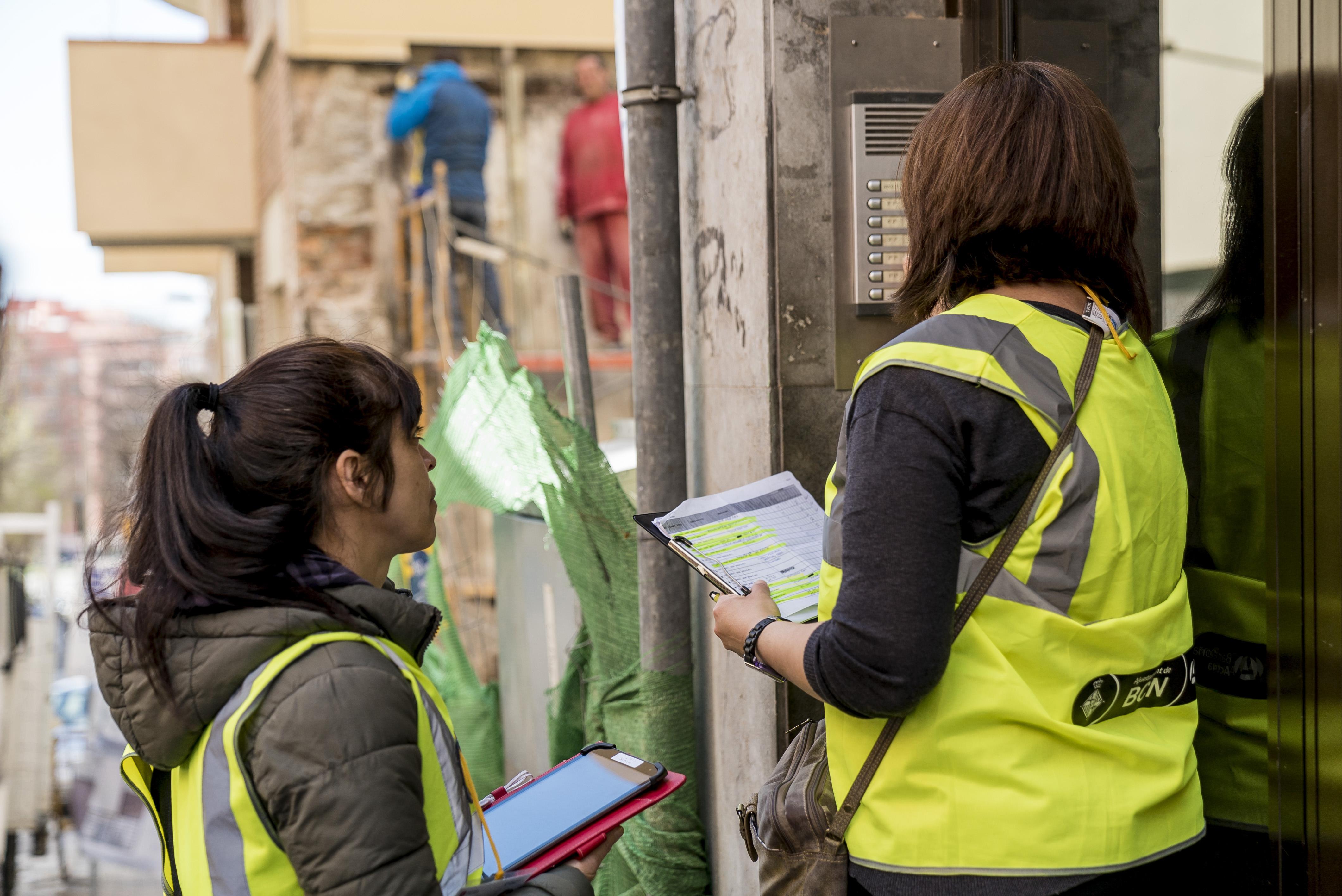Barcelona tendrá completo el censo de pisos vacíos para principios de 2019 / Ajuntament de Barcelona