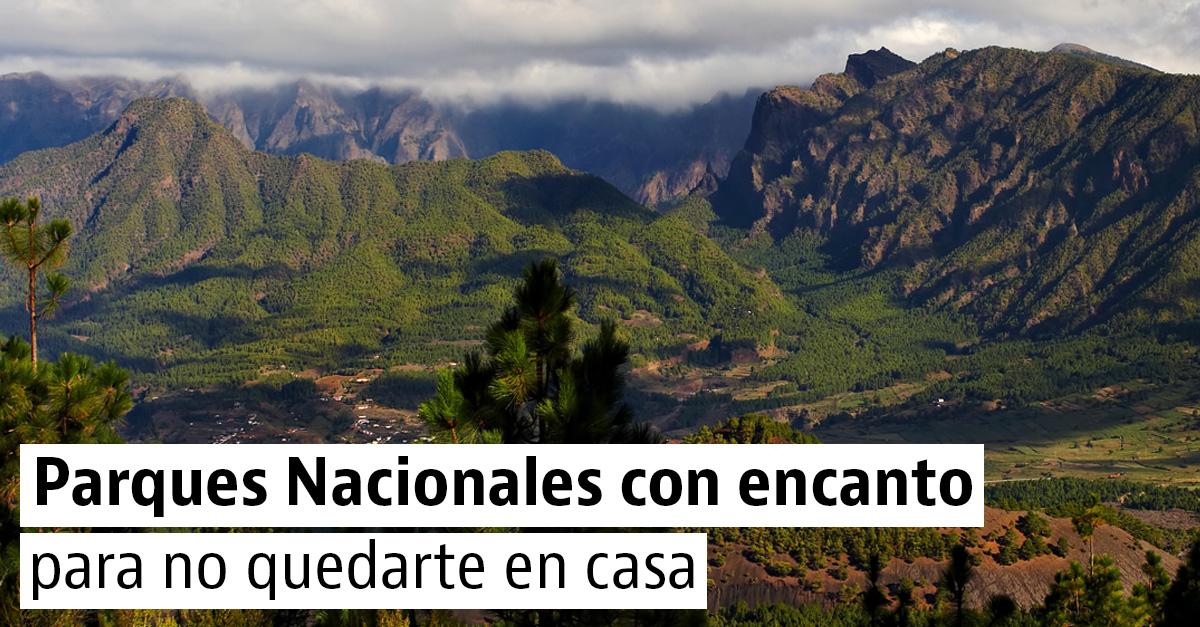 5 Parques Nacionales para una escapada rural