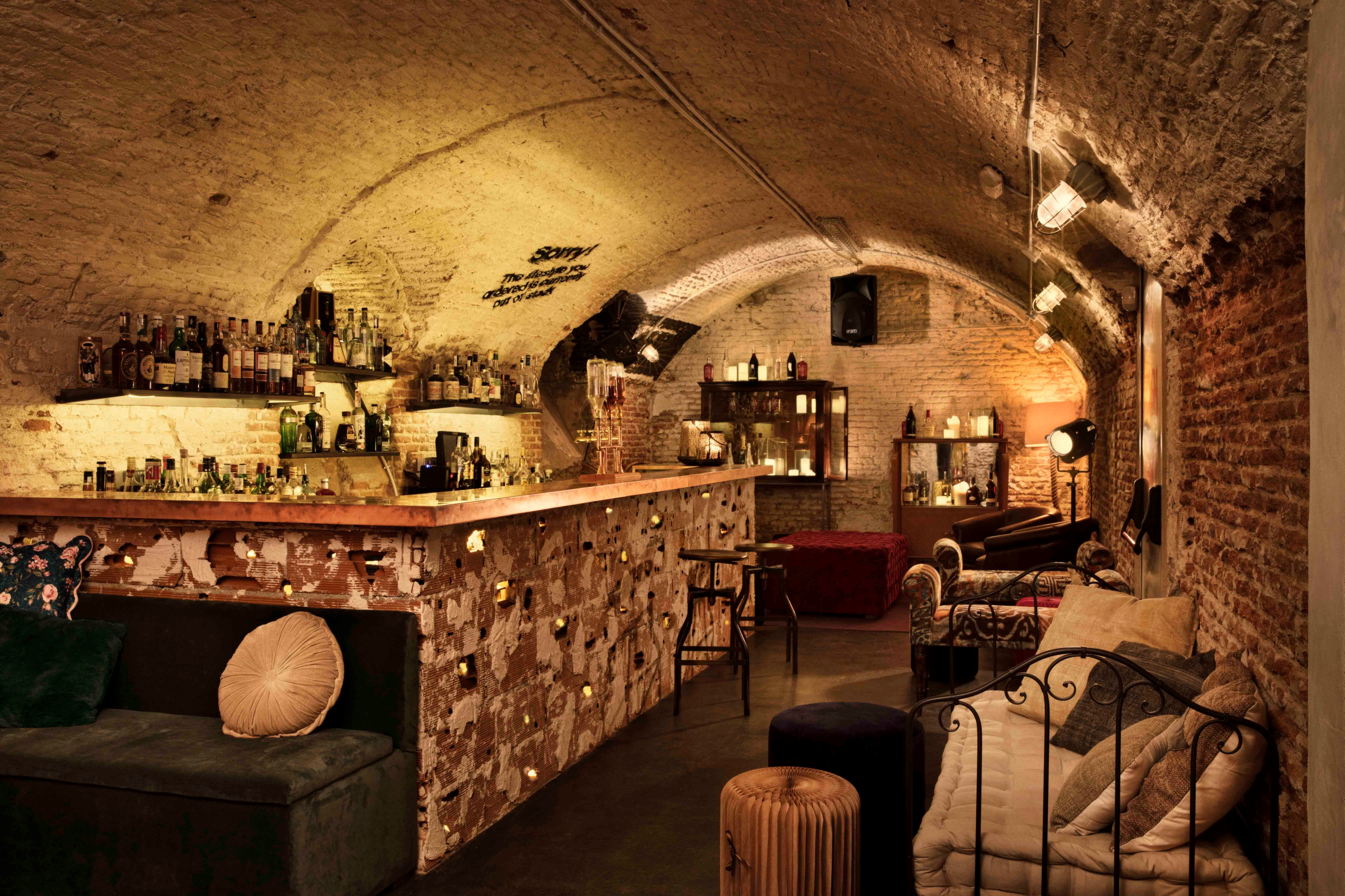 Bar Clandestino Cocktail & Music (Madrid)