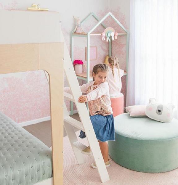 Su especialidad son los diseños para niños y familias