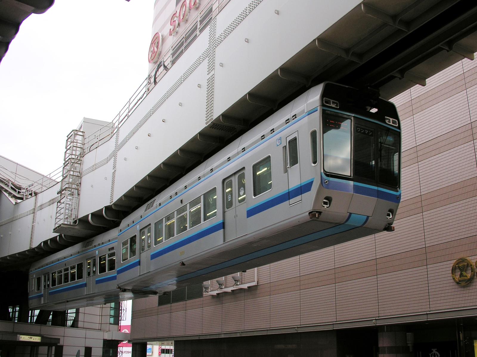 Exterior del tren