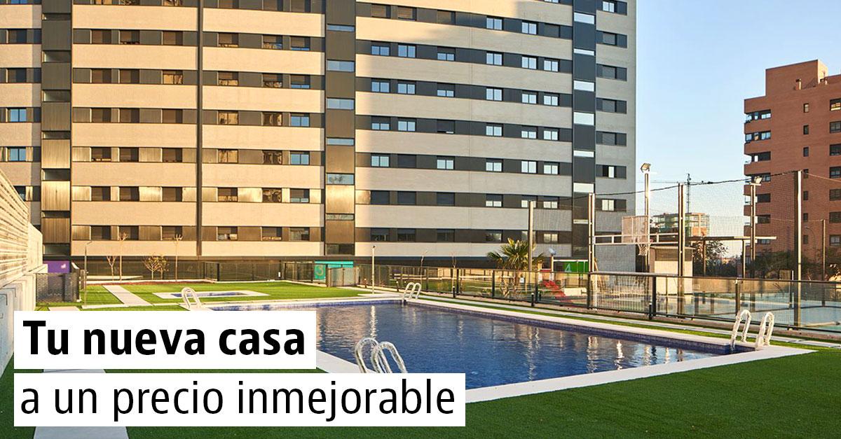Obra nueva en ciudades de España