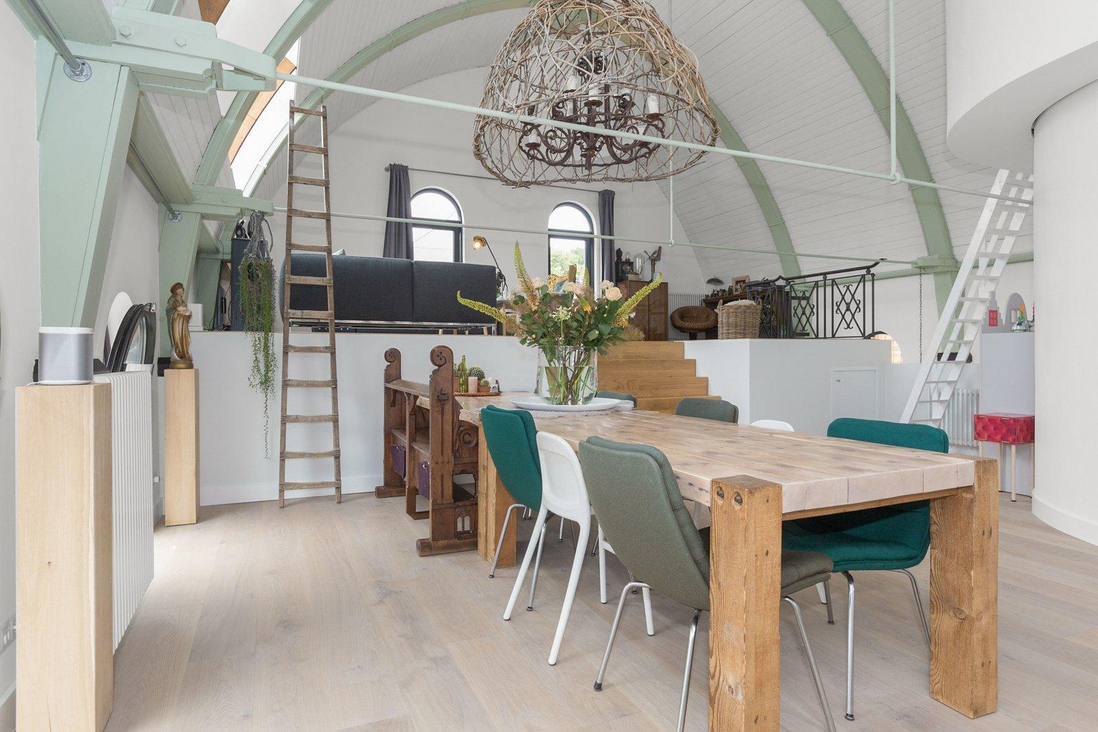 La casa se caracteriza por su diseño moderno