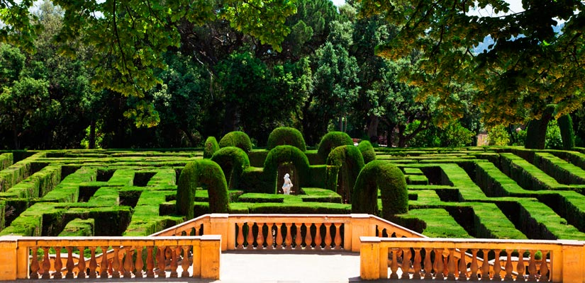 Jardín de Horta
