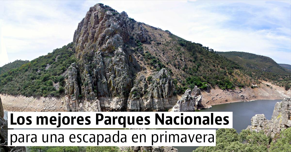 5 Parques Nacionales para una escapada rural en primavera