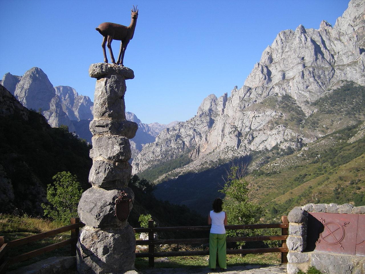 Un plan rural: Picos de Europa