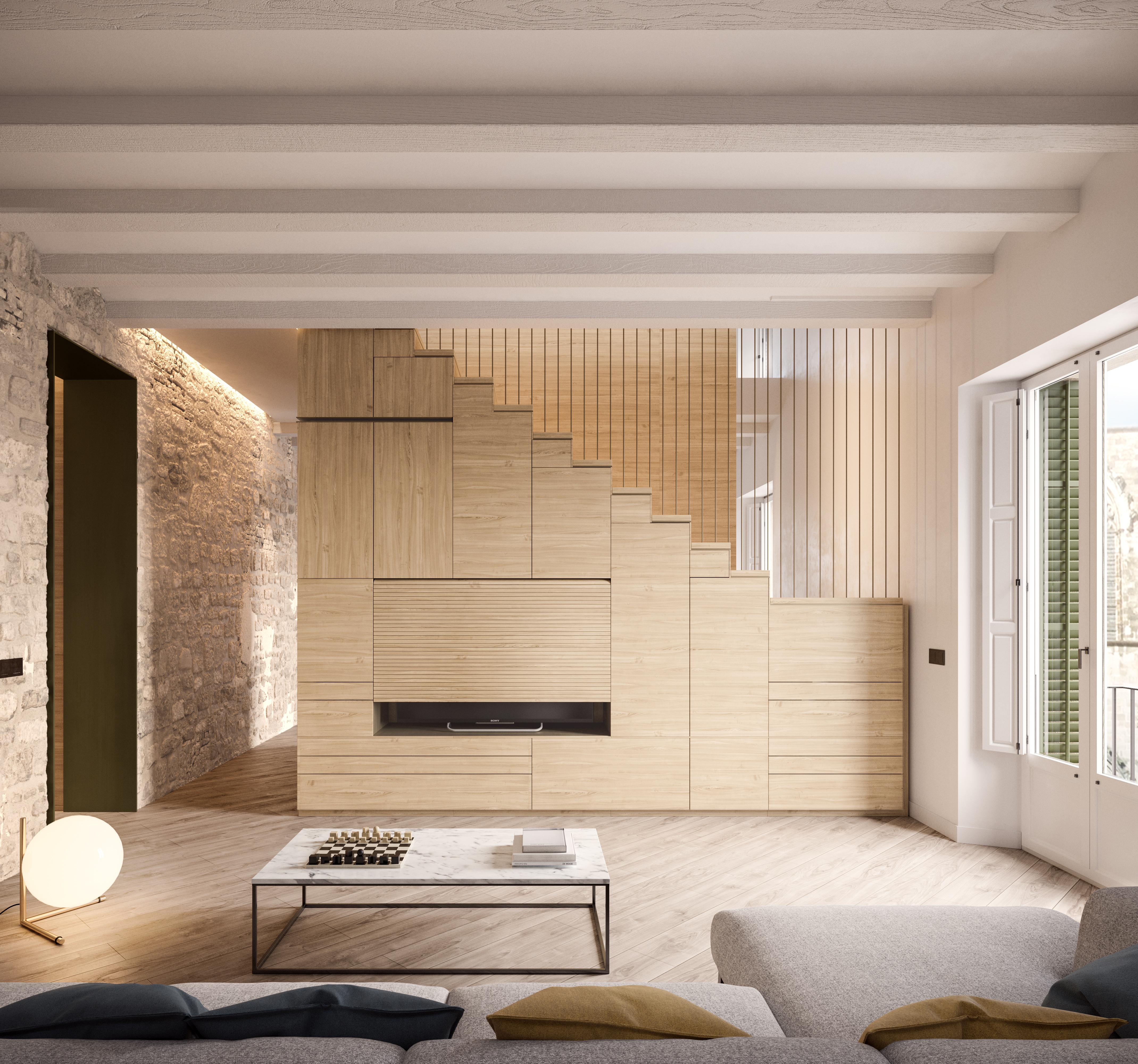La finca acogerá seis viviendas de lujo y dos locales renovados / Wikimedia commons