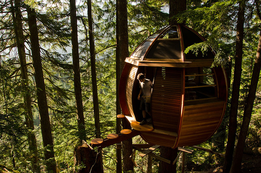 The HemLoft Treehouse