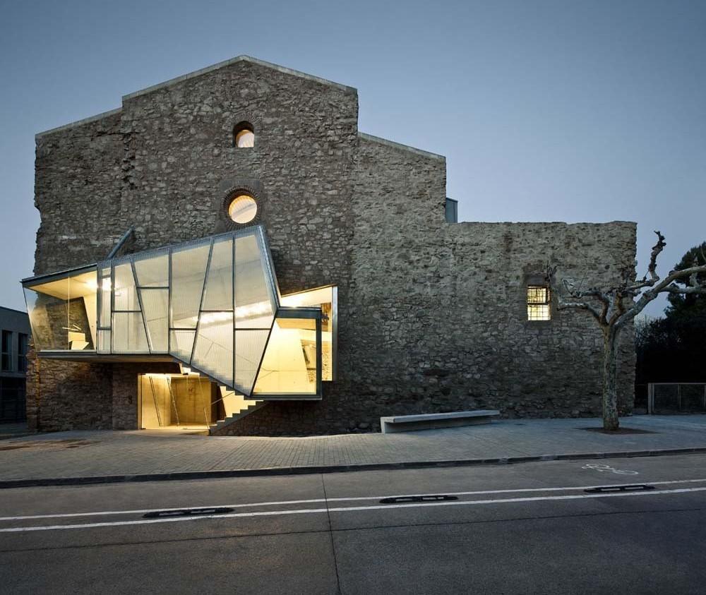 Convento de Sant Francesc, Santpedor / David Closes
