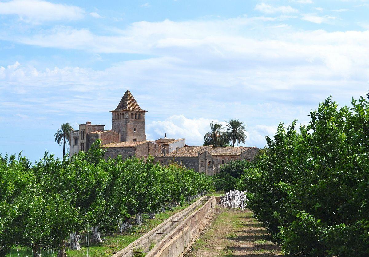 La alquería de Valencia y Granada