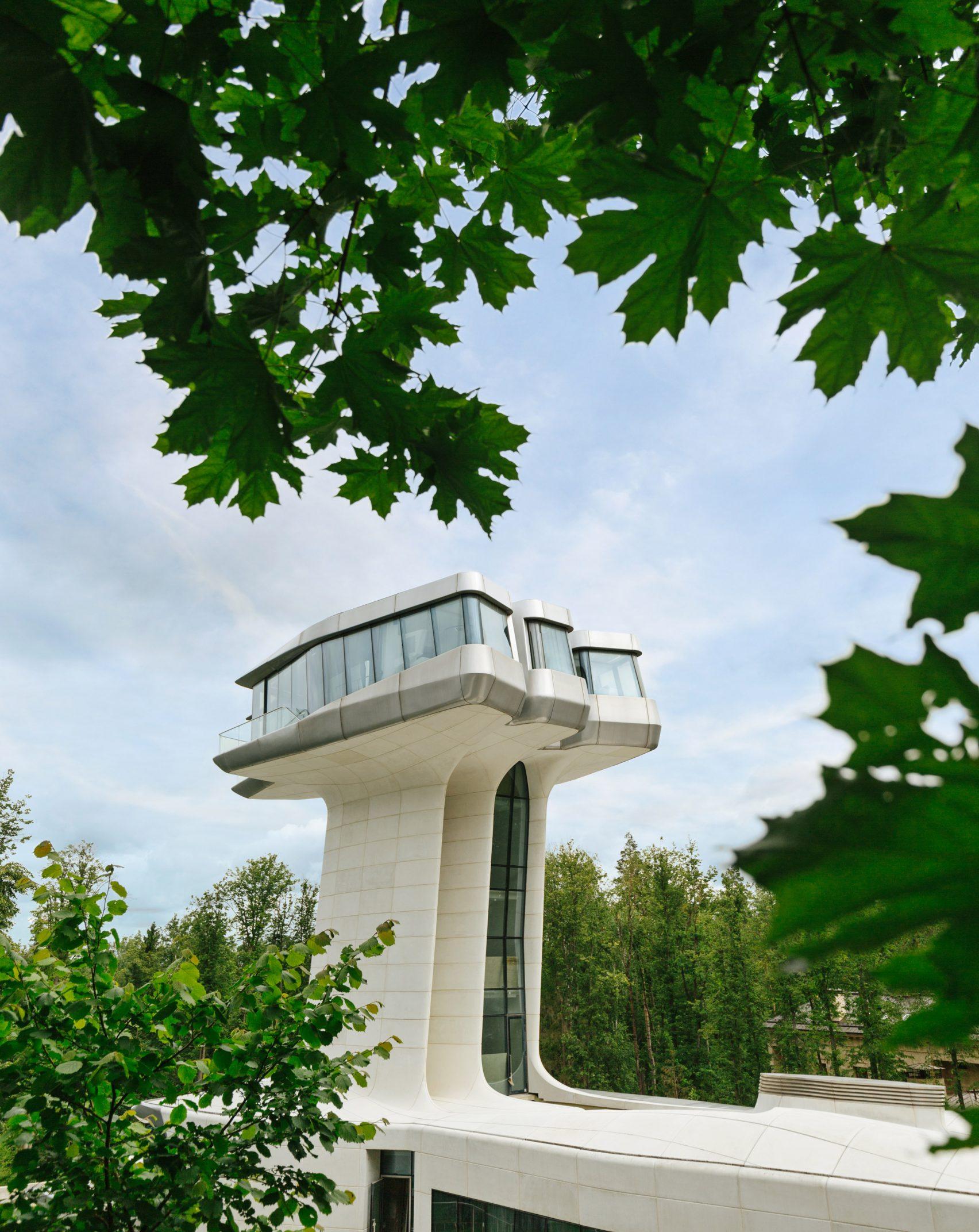 La torre de la casa