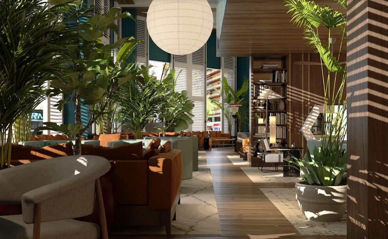 El hotel estará a 700 metros de la Sagrada Familia / Lázaro Rosa-Violán Studios (Meridia Capital)