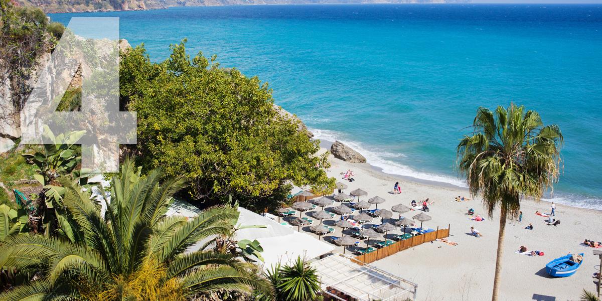 Costa del Sol, España: 71.5 libras, 81,7 euros