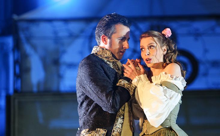 Representación de 'Don Giovanni' / flickr.com/photos/elisab-maquillage/