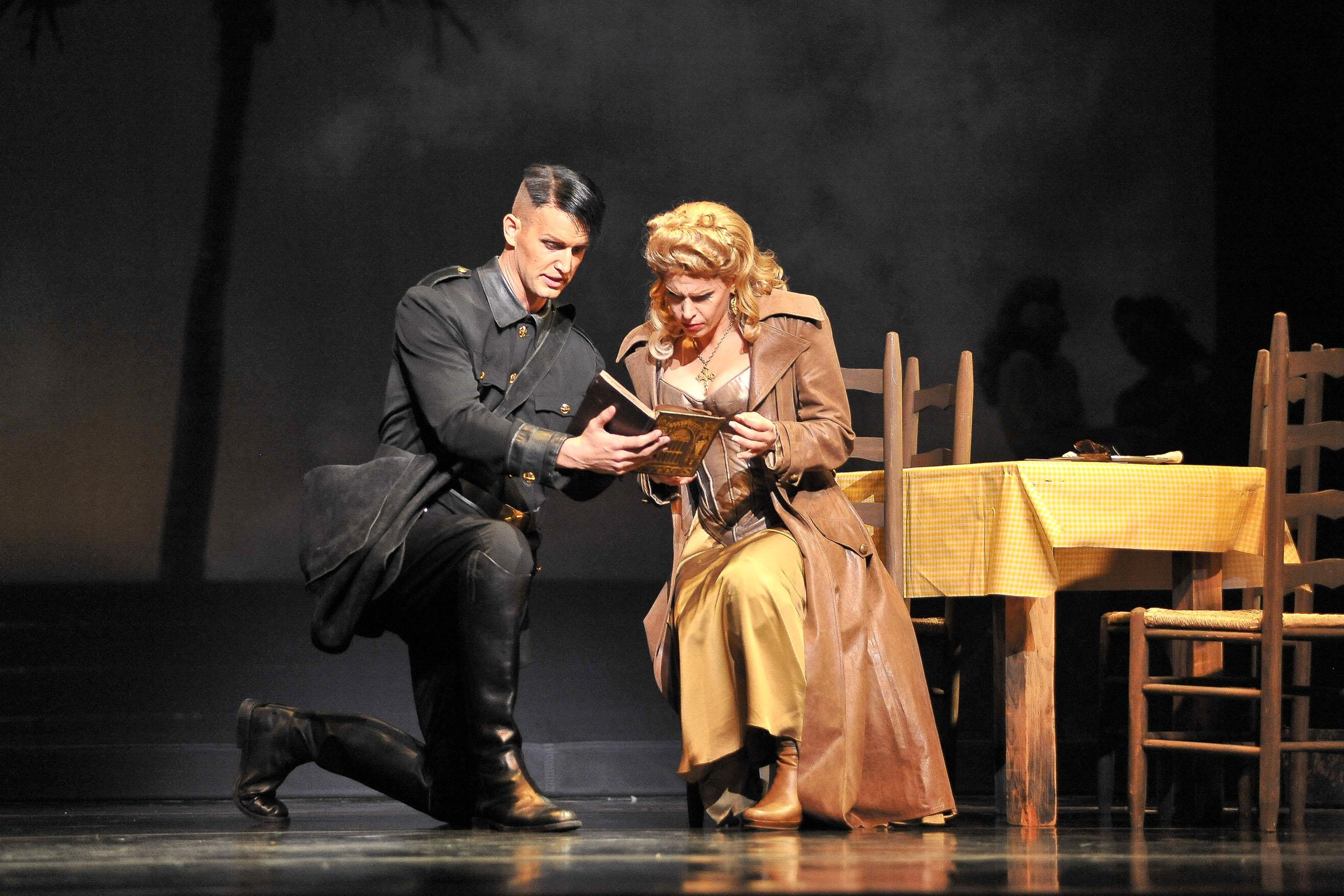 Representación de 'Don Giovanni' / Wikimedia commons