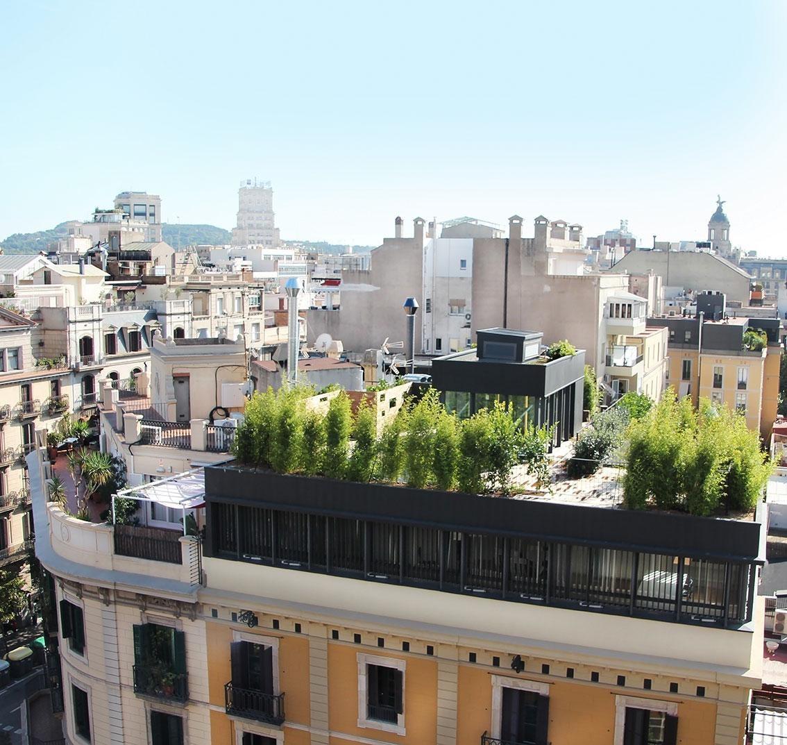 Tienen proyectos en Barcelona, Madrid y París