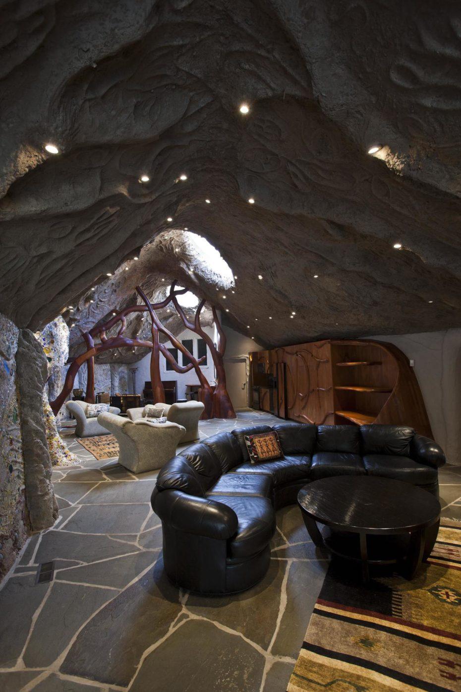 Una casa de 390 m2