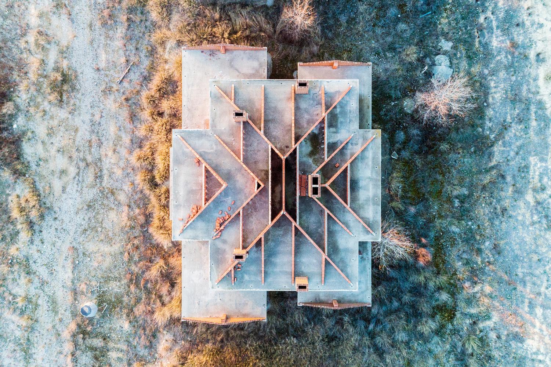El trabajo se titula 'Sand Castles (part II)' (Castillos de arena) / Markel Redondo