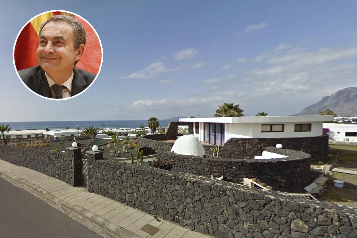 Así es la zona en la que Zapatero se ha comprado la villa