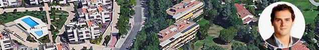 Así es el barrio de chalets al que se muda Albert Rivera en el municipio más rico de España