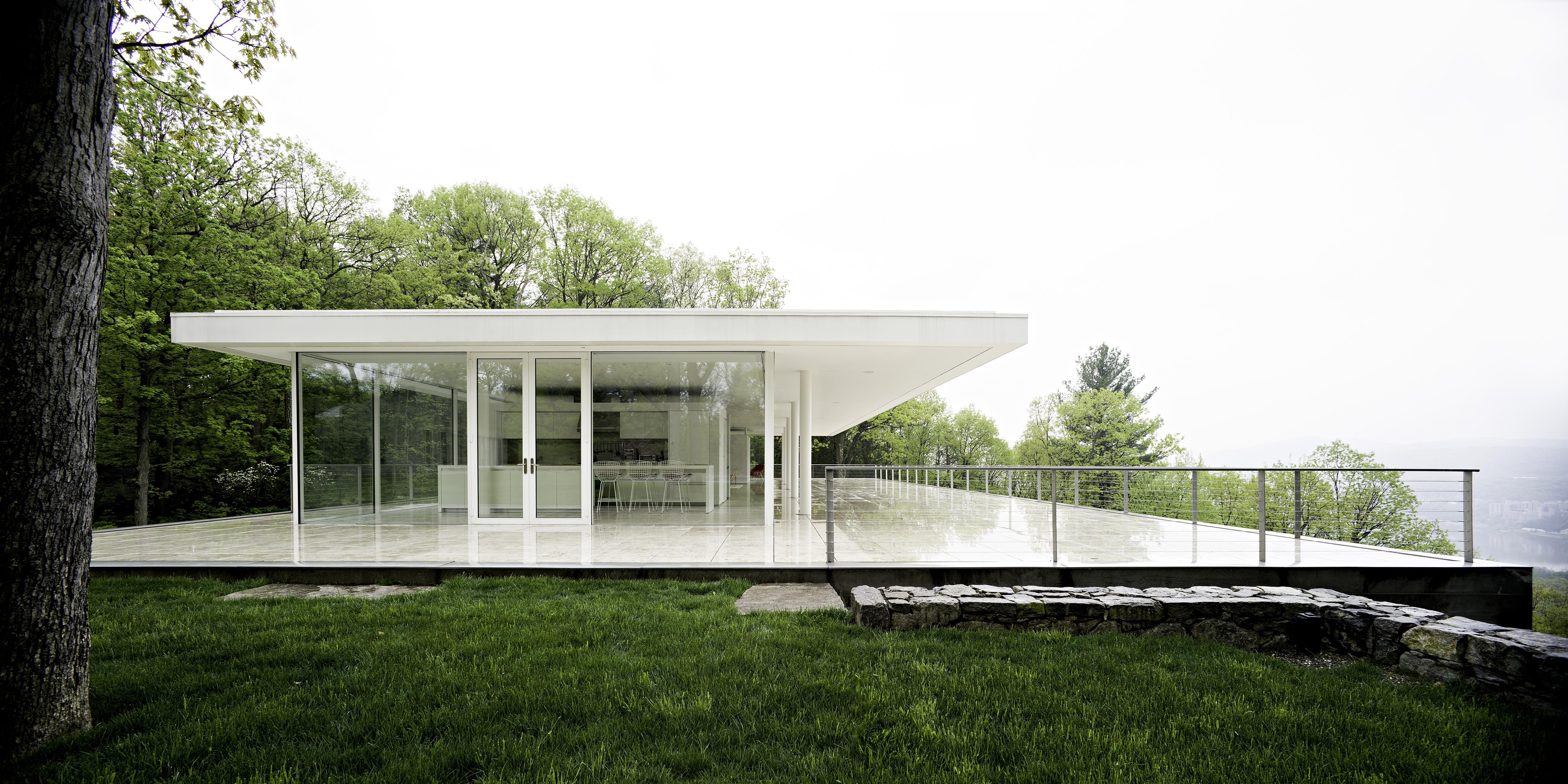 Casa Olnick Spanu, en EEUU / Javier Callejas