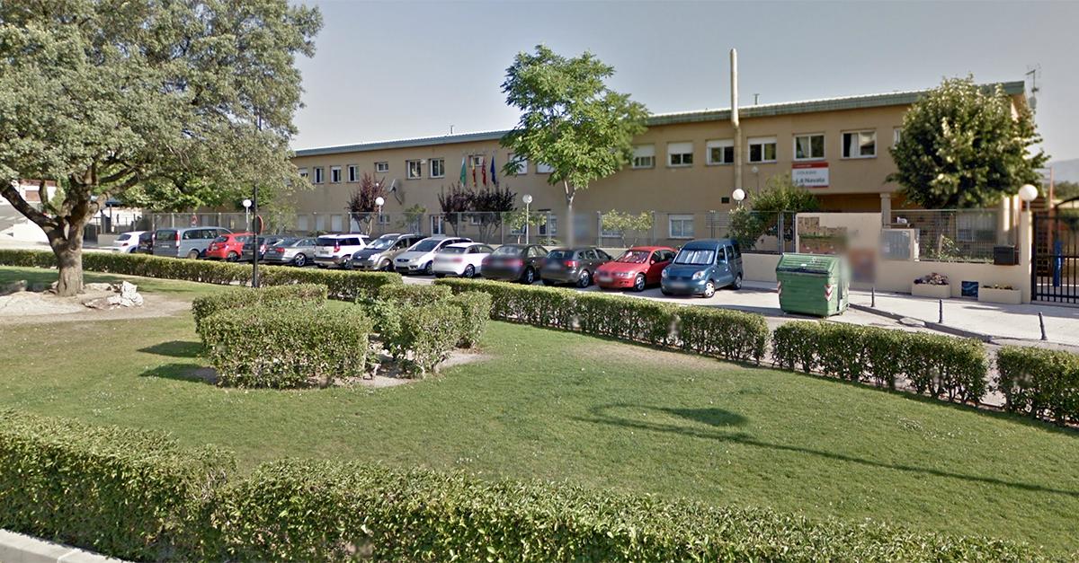 CEIP La Navata / Google Maps