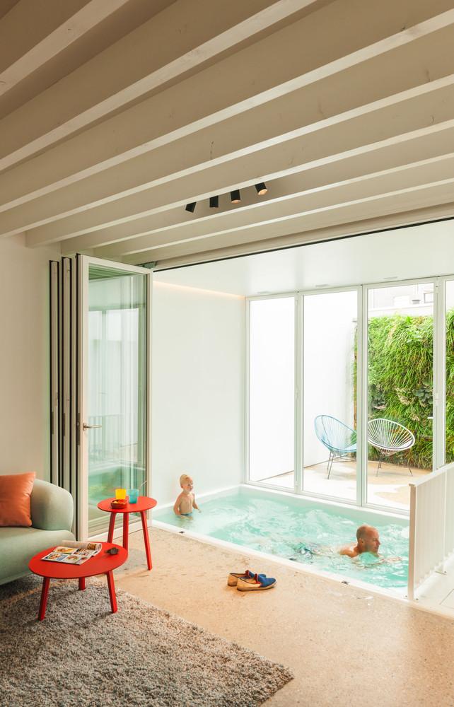 Casa LKS / P8 architecten / Luc Roymans