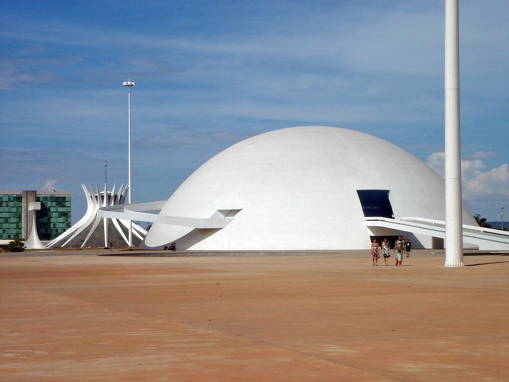 Tiene 14.500 m2 y se inauguró en 2006