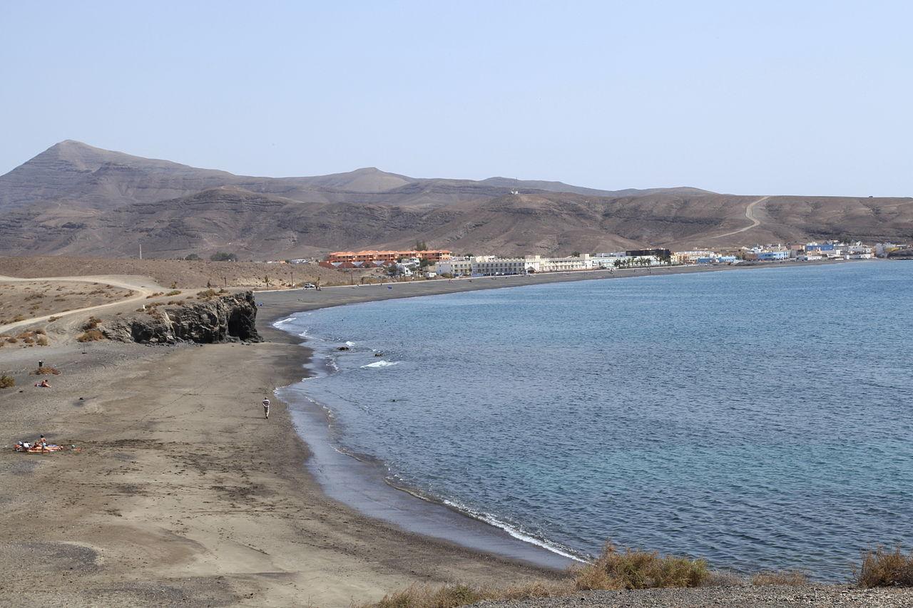 Playa Tarajalejo en Fuerteventura