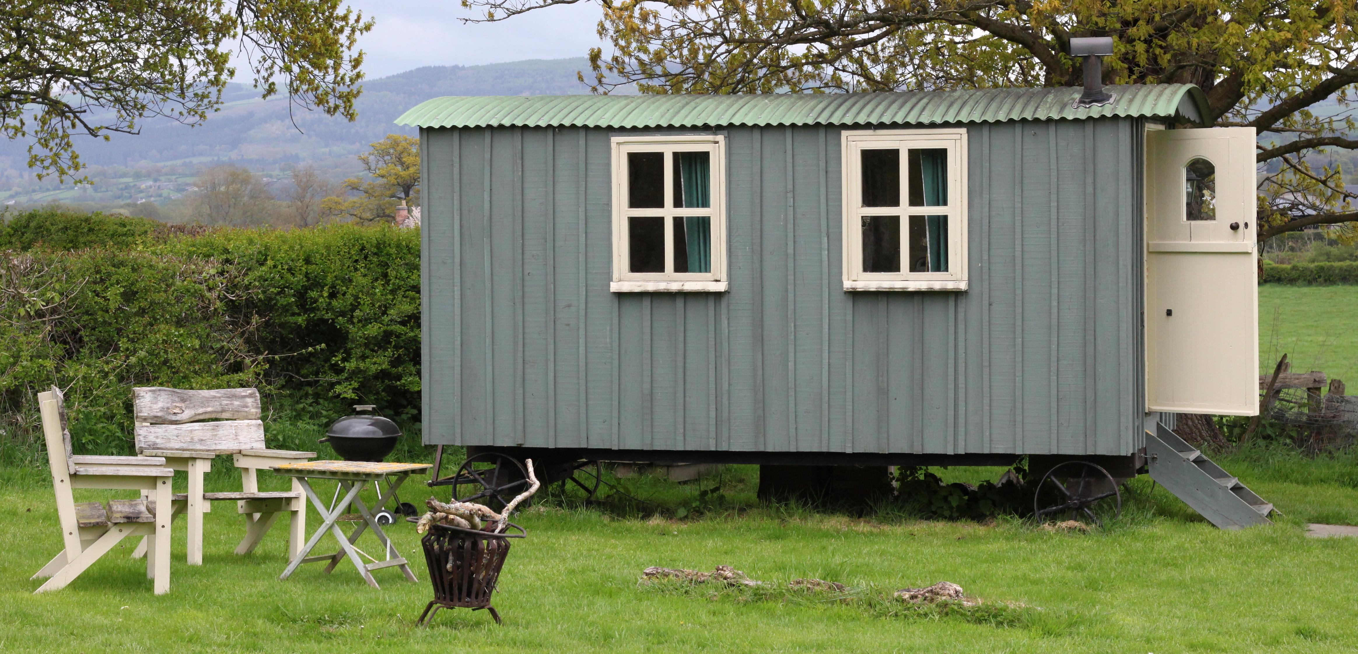 Las antiguas casetas de pastores son ahora minicasas de diseño / Flickr/Creative commons