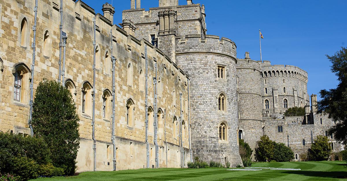 Castillo de Windsor, Windsor