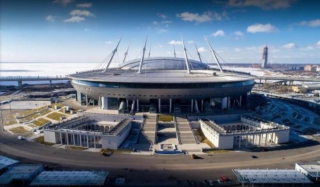 San Petersburgo Arena