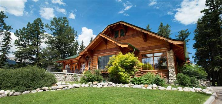 Foto: Fairmont Jasper Park Lodge