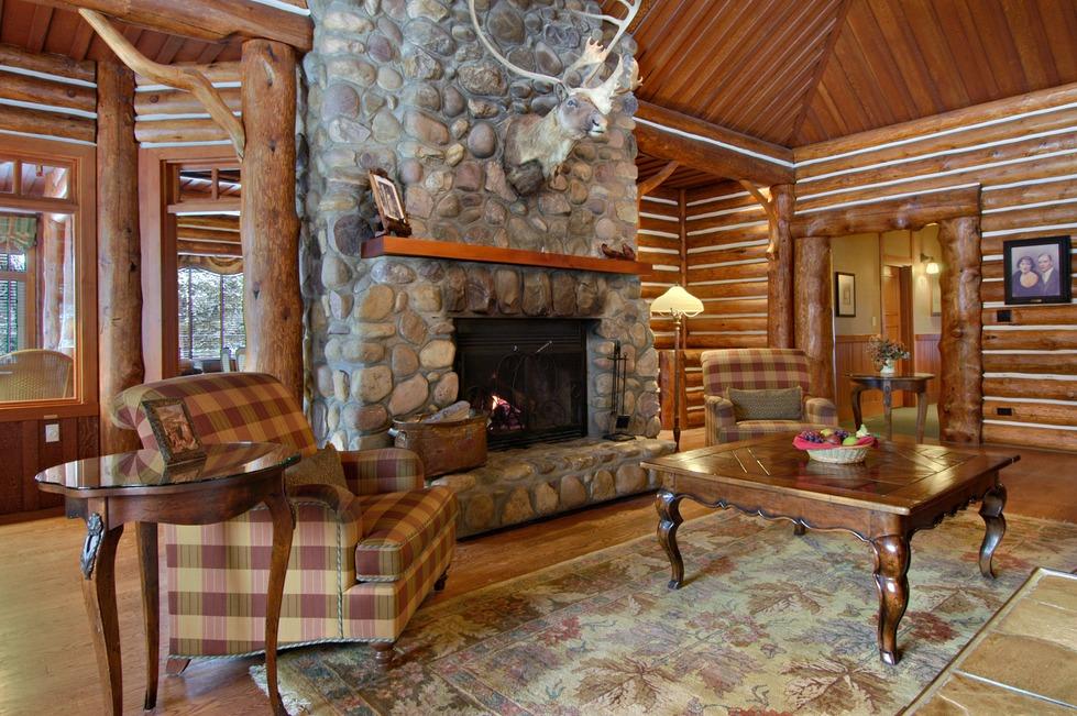 La madera, el elemento principal