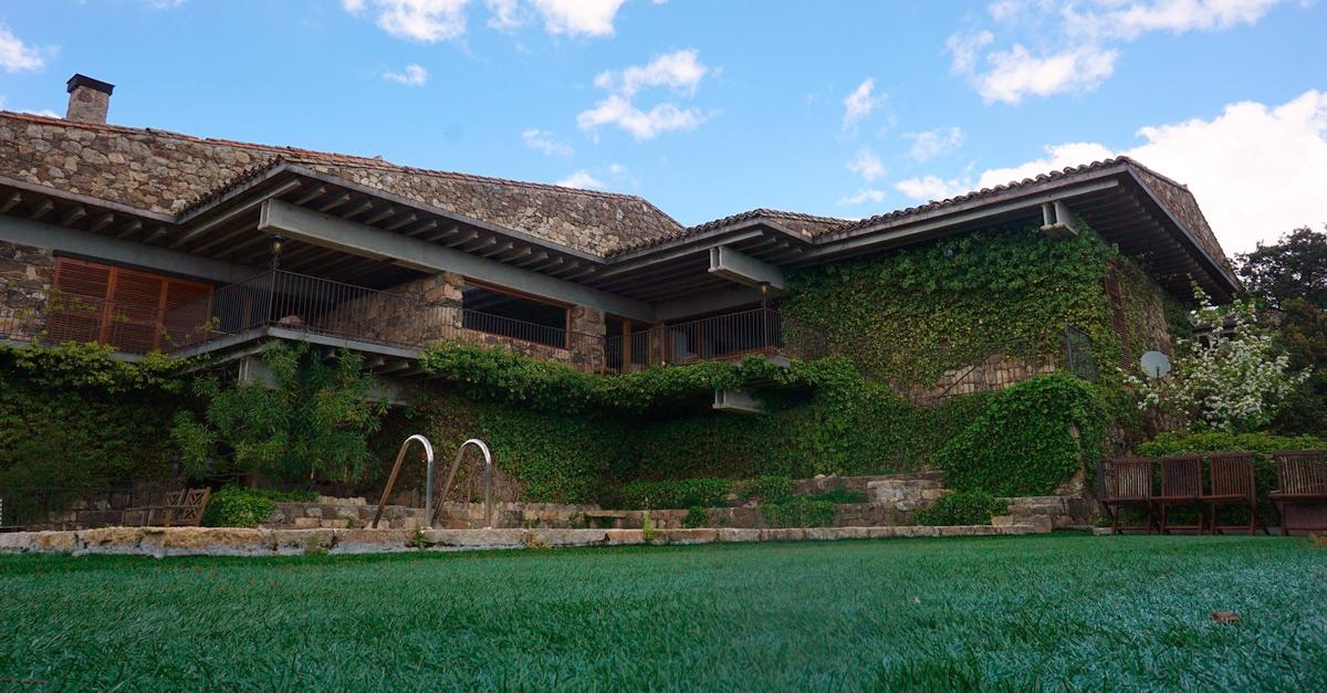 Casa Lucio Muñóz