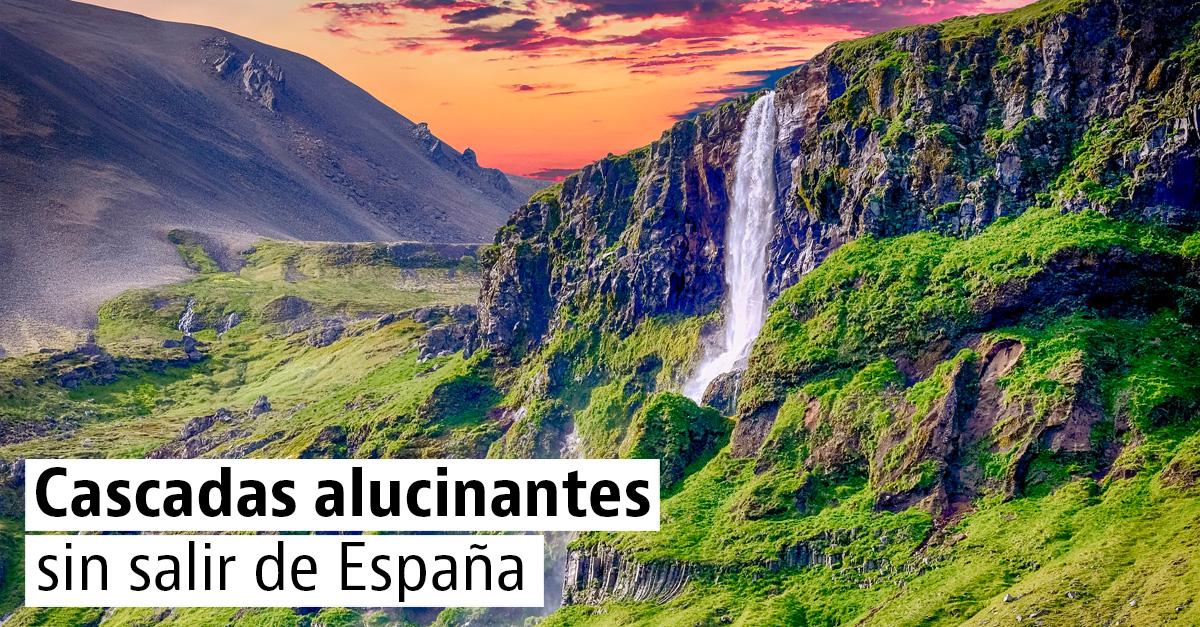 Rutas de senderismo para descubrir las cascadas más espectaculares de España