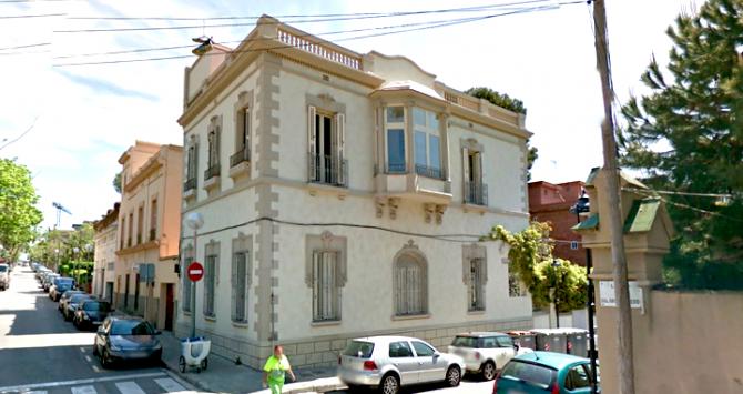 La sede de Sea Crest Group SL, en la calle Pomaret (Barcelona) / Google Maps