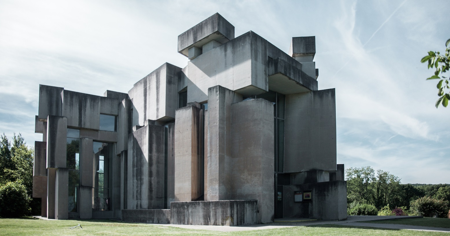 iglesia Wotruba / Denis Esakov