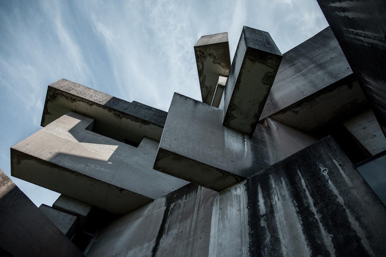 Detalle de la fachada / Denis Esakov