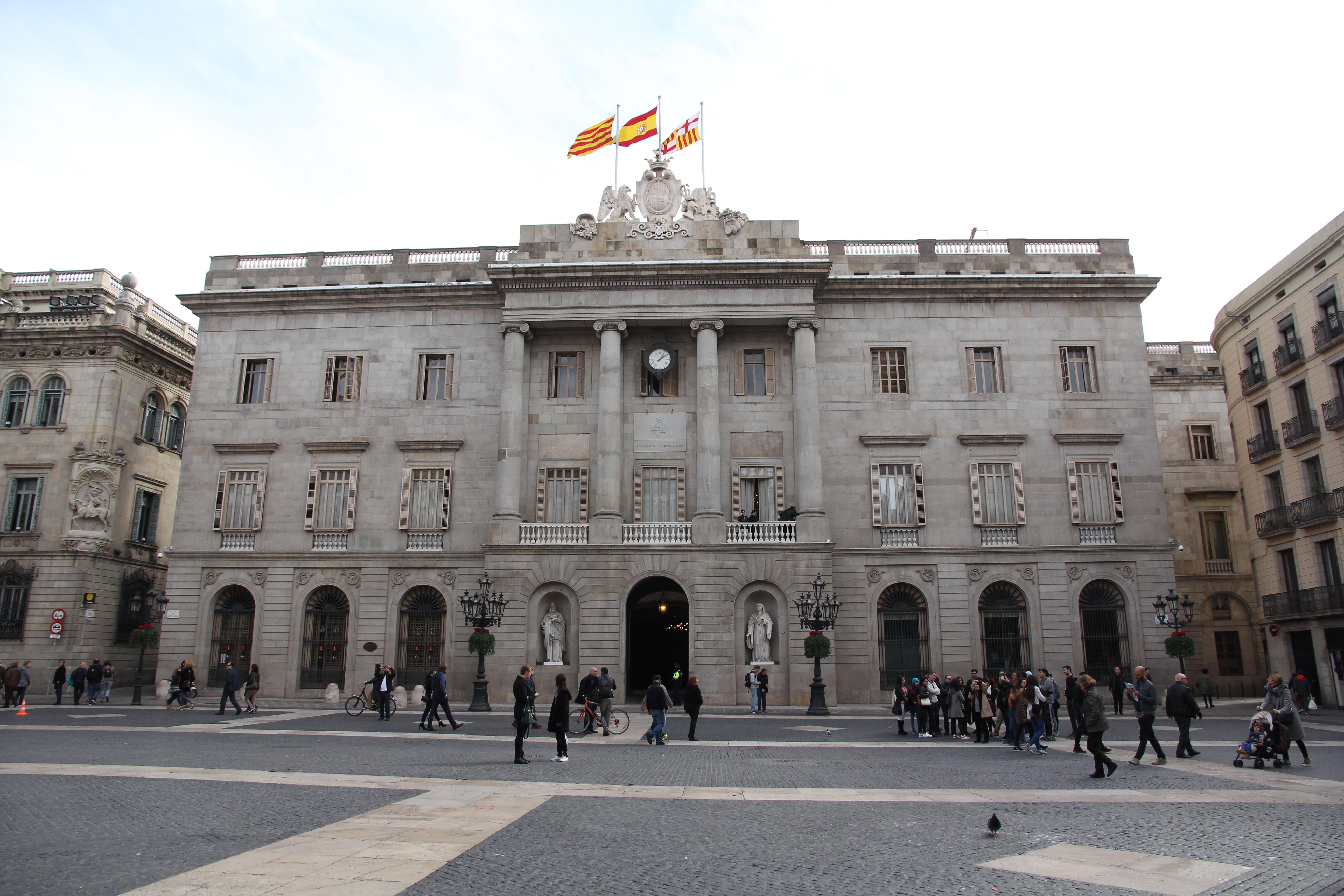 El Ayuntamiento de Barcelona ha celebrado hoy la comisión de Urbanismo