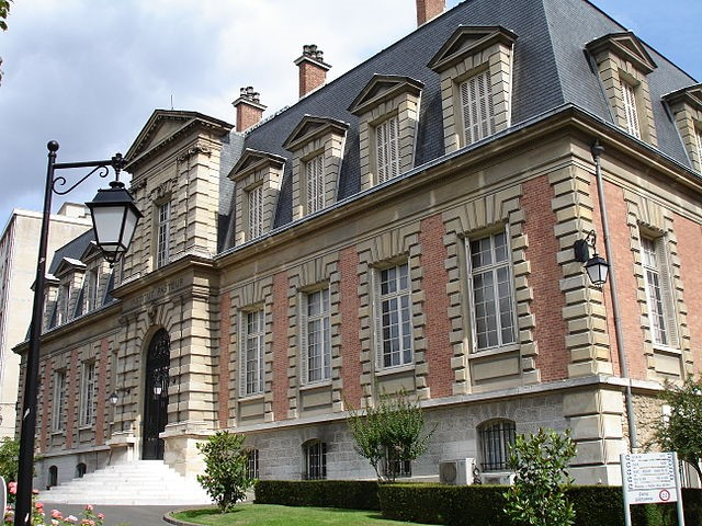 Es la casa donde nació el químico Louis Pasteur