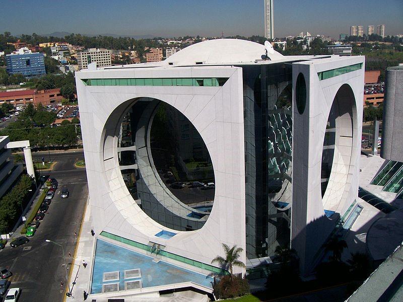 Su arquitecto es Agustín Hernández