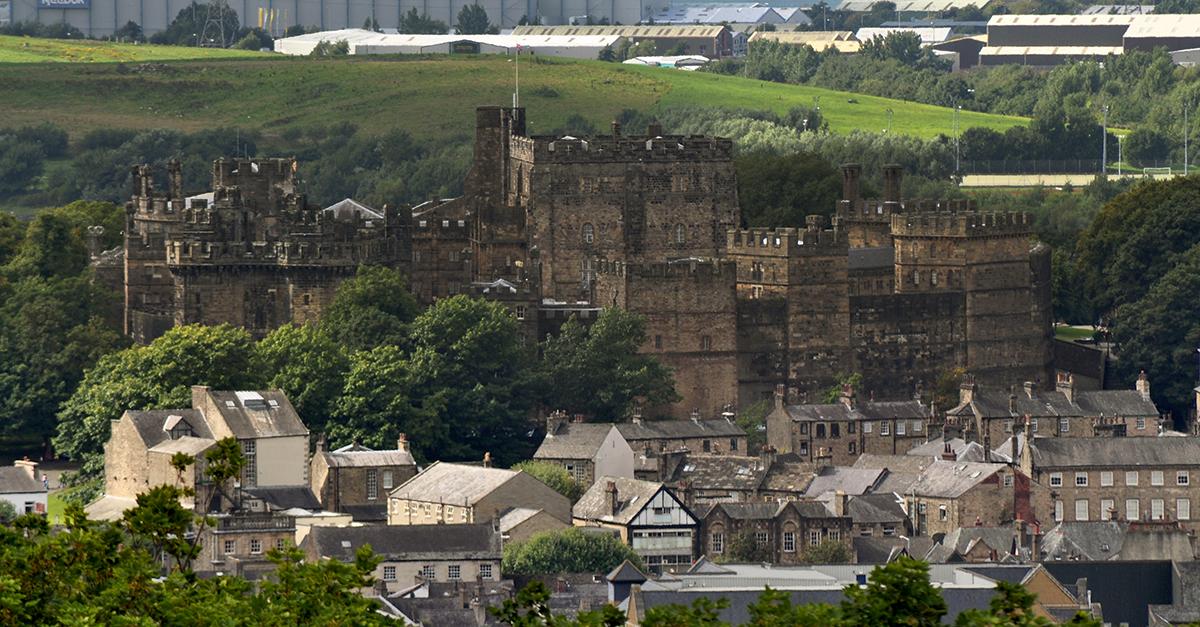 El castillo de Lancaster