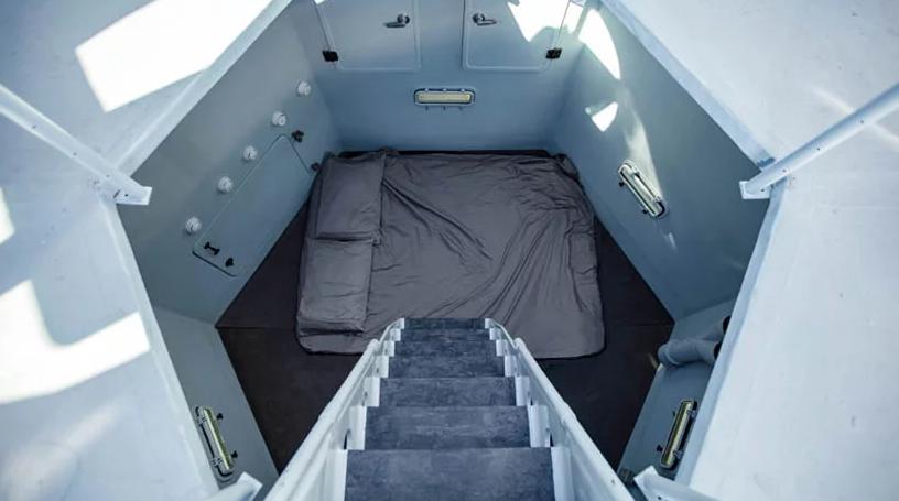 Dormitorio / Marcus Ricci