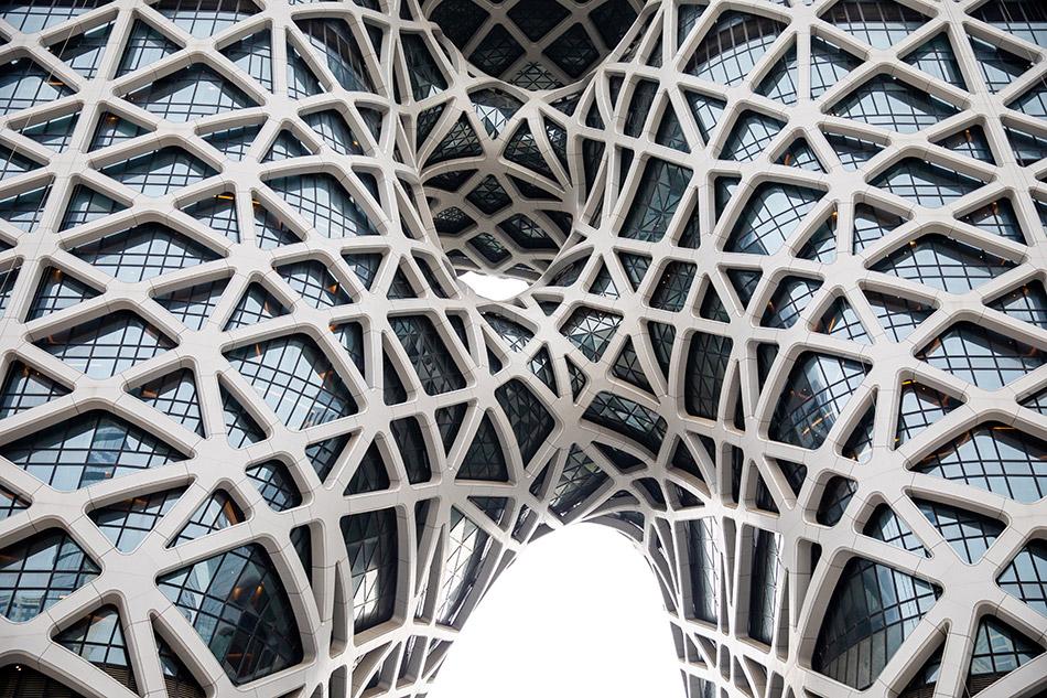 Diseñado por Zaha Hadid
