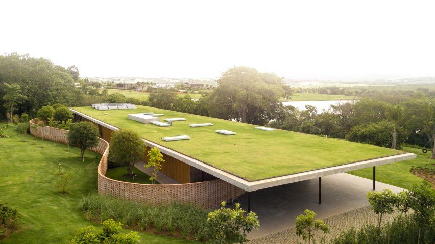 Planar House en Sao Paulo (Brasil) / Fernando Guerra