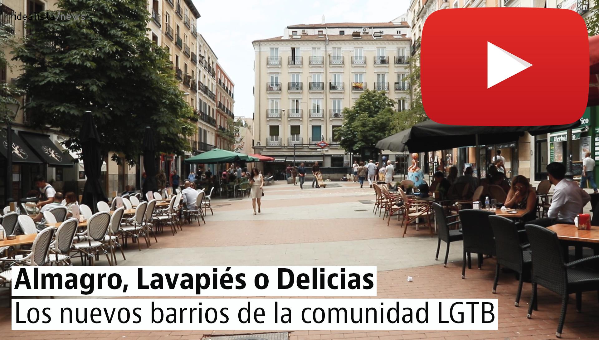Contactos gays en almeria arganzuela
