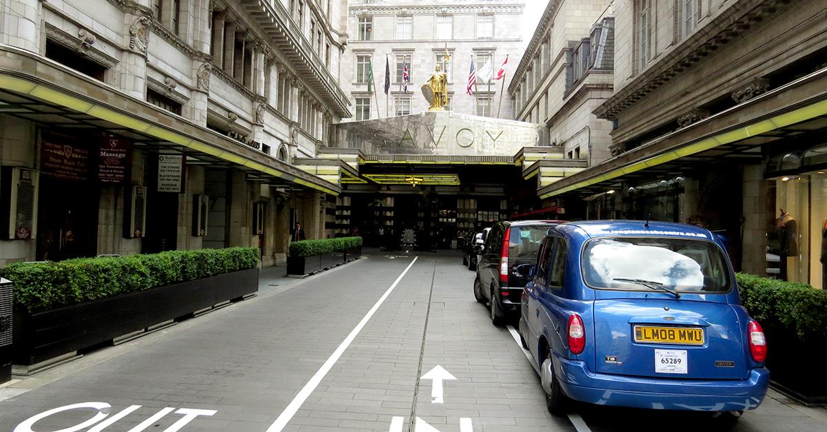 The Savory Estate, Londres