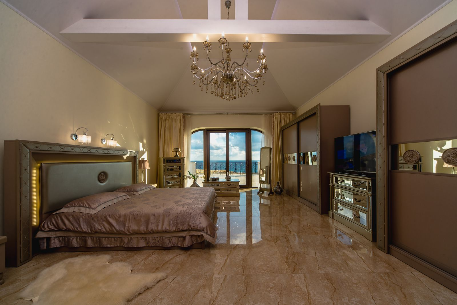 Una habitación XXL