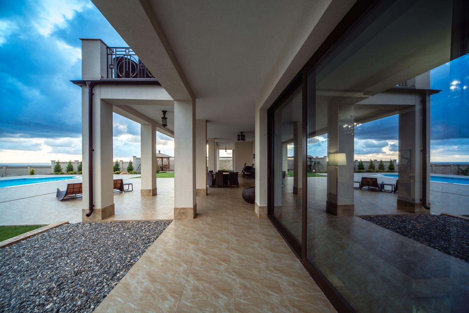 200 m2 de terraza